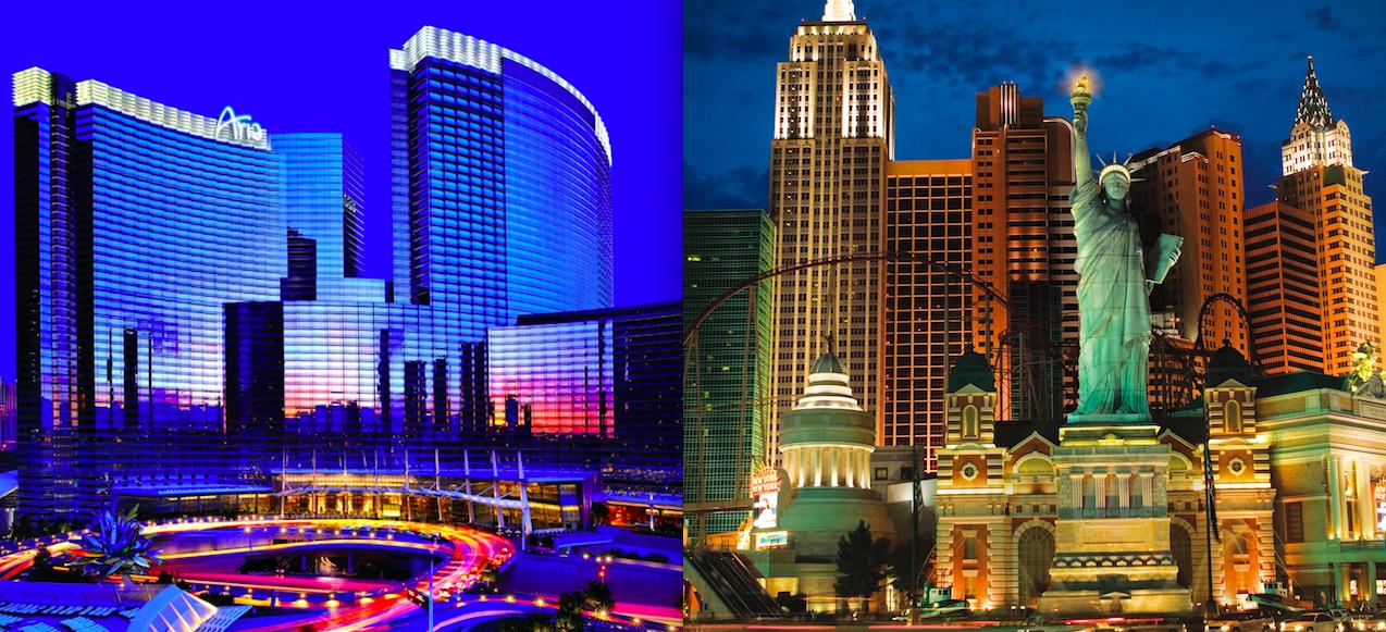 Las Vegas – Hotéis Temáticos ou Hotéis-Hotéis? Dicas para saber qual escolher?