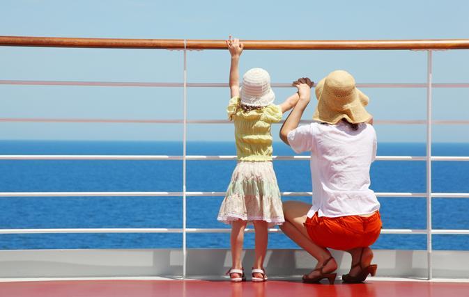 Dicas e tudo o que você precisa saber para fazer um cruzeiro com crianças